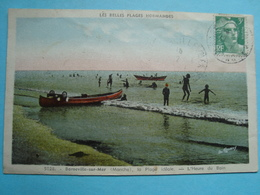 50 - Barneville Sur Mer - La Plage Idéale - Barneville