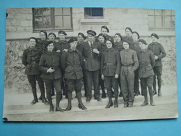 51 - Reims - Carte Photo - Militaires - Armée De L'Air? - 1934 - Reims