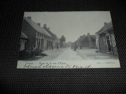 Staden  Bout De La Rue D' Ypres - Staden