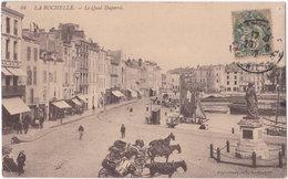17. LA ROCHELLE. Le Quai Duperré. 84 - La Rochelle