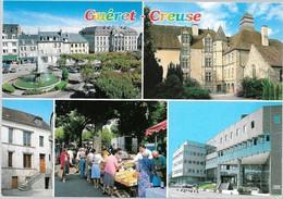 GUERET (Creuse 23) - Vues Diverses - Guéret