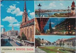 Novi Sad - In 1970 - Yugoslavia