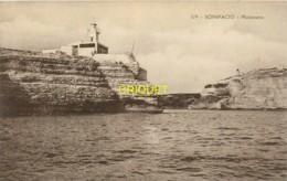 Corse, Bonifacio, Madonetta, Beau Phare - France