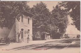 VILLEGUSIEN-LA GARE - France