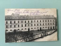 CHERBOURG. — La Caserne « Le Marois « - Cherbourg