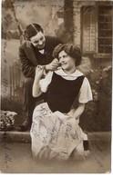 Liebespaar 1921 - Paare