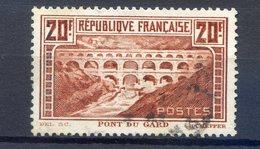 200519).TIMBRE FRANCE PONT DU GARD 262A - Sonstige