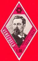 VENEZUELA - Usato - 1974 - Centenario Del Ministero Dei Lavori Pubblici - Ritratto Di J. Munoz Tebar - 1.00 - Venezuela