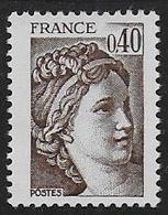 Sabine N° 2118a ** - Sans Phosphore  - Cote : 8 € - 1977-81 Sabine Of Gandon