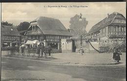 Exposition De Nancy Le Village Alsacien - Nancy