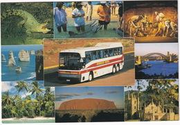 Australia: MERCEDES AUTOBUS/COACH 'Australian Pacific Tours' - Buses & Coaches