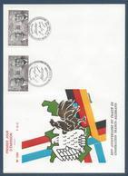 France FDC - Premier Jour - YT N° 2501 - Grand Format - 1988 - 1980-1989