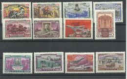 RUSIA YVERT  2077/78  MH  * - 1923-1991 URSS