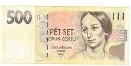 REPUBBLICA CECA - 500 CORONE - ANNO 1997 - Q/FDS - Repubblica Ceca