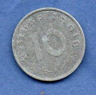 Allemagne --  10 Reichspfennig  1940 A  - Km # 101  - état  TB - [ 4] 1933-1945 : Third Reich