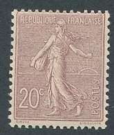CS-33:FRANCE: Lot Avec N°131* Signé - 1903-60 Semeuse Lignée