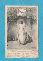Djibouti. - Femme Somalie - Tribu Issa. - Djibouti