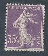 CS-34:FRANCE: Lot Avec N°136*GNO - 1906-38 Sower - Cameo