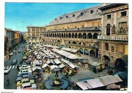 PADOVA:  PALAZZO  DELLA  RAGIONE  -  PIAZZA  DELLE  ERBE  -  F.LLO  TOLTO  -  PER  LA  SVIZZERA  -  FG - Piazze Di Mercato