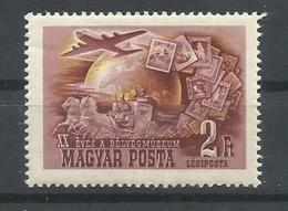 HUNGRIA YVERT  AEREO 94     MH  * - Aéreo