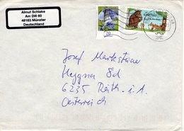 Auslands - Brief Von Briefzentrum 48 Mit 70 Cent Grüffelo + 20 Cent 2019 - [7] République Fédérale