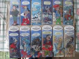 Segnalibri Tridimensionali Pinocchio - Pubblicitari