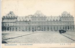 CPA - Belgique - Brussels - Bruxelles - Schaerbeek - Caserne Baudouin - Schaarbeek - Schaerbeek