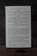Aalst 1963 Pedro De Hert Brandweer - Religion & Esotérisme