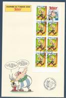 France FDC - Premier Jour - YT N° 3225 - Astérix - Grand Format - 1999 - FDC