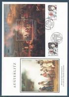 France FDC - Premier Jour - Austerlitz Napoléon - Grand Format - 2005 - FDC