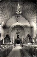 Cp Morée Loir Et Cher, Intérieur De L'Église - Frankreich