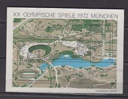 RFA 1972 BLOC N° 6 - [7] République Fédérale