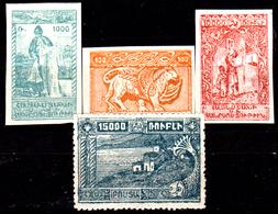 Armenia-015 - Valori Del 1921-22 (+) LH - Senza Difetti Occulti. - Armenia