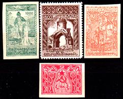 Armenia-016 - Valori Del 1921-22 (+) LH - Senza Difetti Occulti. - Armenia