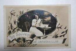 23 : Un Souvenir De Chénérailles - Chenerailles