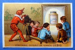 CHROMO LIEBIG DOREE...S 75...LITHO. TESTU ET MASSIN....LA LANTERNE MAGIQUE - Liebig