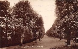 ¤¤    -  ROYAUME-UNI  -  WOKING   -  Carte-Photo   -  Hill View    -  ¤¤ - Surrey