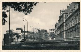 CPSM - Belgique - Brussels - Bruxelles - Schaerbeek - Place Dailly - La Caserne - Schaarbeek - Schaerbeek