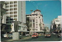 Auckland: MORRIS 6 CWT VAN, FORD ESCORT VAN, HOLDEN HQ - Queen Street - (Australia) - Toerisme