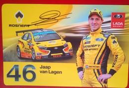 Jaap Van Lagen   Signed - Authographs