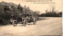 Circuit D'Auvergne - Coupe Gordon Bennett 1905 - Suite Du Grand Tournant Près La Baraque - Sin Clasificación