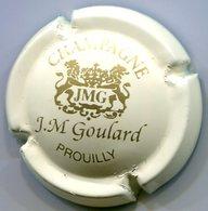 CAPSULE-CHAMPAGNE GOULARD J.M. N°04a Crème Pâle & Or - Autres