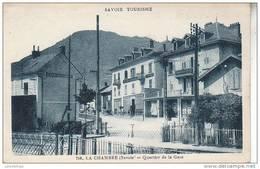 73 - LA CHAMBRE / QUARTIER DE LA GARE - France
