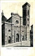 FIRENZE - Facciata Della Cattedrale - Firenze (Florence)