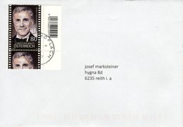 Brief Von 8580 Köflach Mit 80 Cent Christoph Waltz 2019 - 2011-... Briefe U. Dokumente