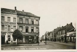 CPSM - Belgique - Brussels - Bruxelles - Schaerbeek - Place Dailly Et Chaussée De Louvain - Schaarbeek - Schaerbeek