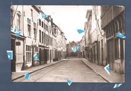 Foto Photo 1914 1918 Mechelen Malines Verlaten Straten Bij Het Duits Bombardement Van 1914  205 Mm X 135 Mm - Malines