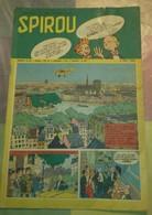 Spirou N° 942 Du 3 Mai 1956 : Tif & Tondu, Patrouille Des Castors, Johan & Pirlouit, Buck Danny, Alfa Giulietta... - Spirou Magazine