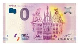 0 Euro-Schein Souvenir Slowakei 2019 - Kosice St. Elizabeth-Kathedrale - Altar - EURO