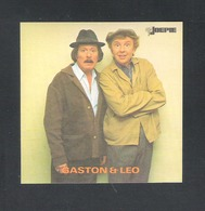 GASTON & LEO - Sticker JOEPIE  (S 1909) - Autocollants